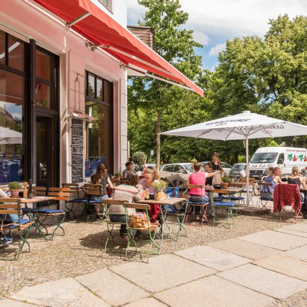 Café Anklamer Straße