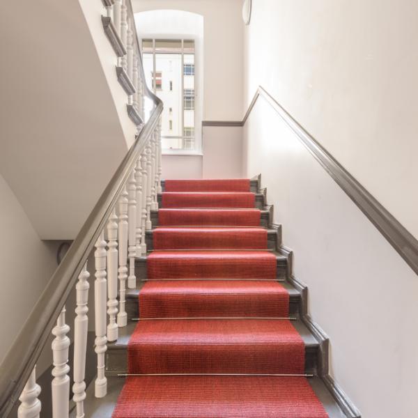 Quergebäude 1 Treppenhaus