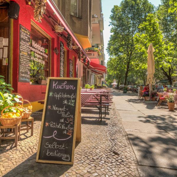 Weinblatt Dieffenbachstraße