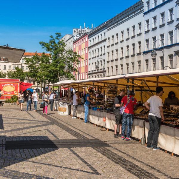 Umgebung Hermanplatz