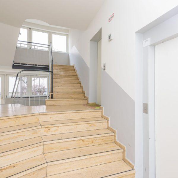 Treppenhaus Richard-Wagner-Str.